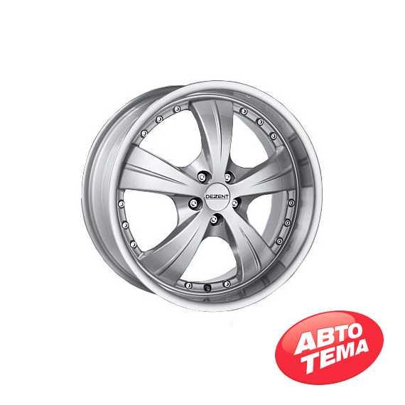 DEZENT X Silver - Интернет магазин резины и автотоваров Autotema.ua