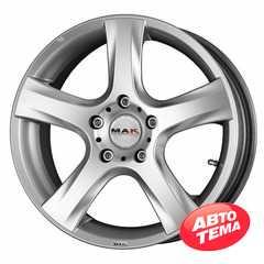 Купить MAK RAction Silver R17 W8 PCD5x98 ET30 DIA58.1