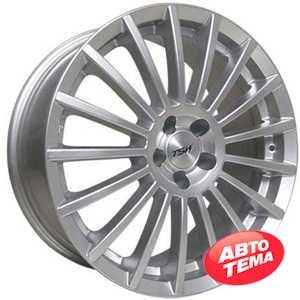 Купить TSW Pace Silver R17 W8 PCD5x108 ET45 DIA72