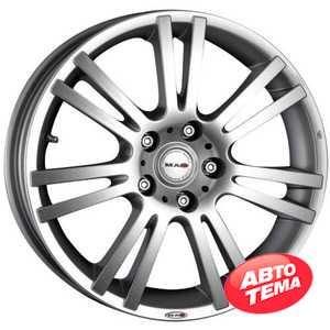 Купить MAK Fiorano Silver R18 W8 PCD5x120 ET15 DIA74.1