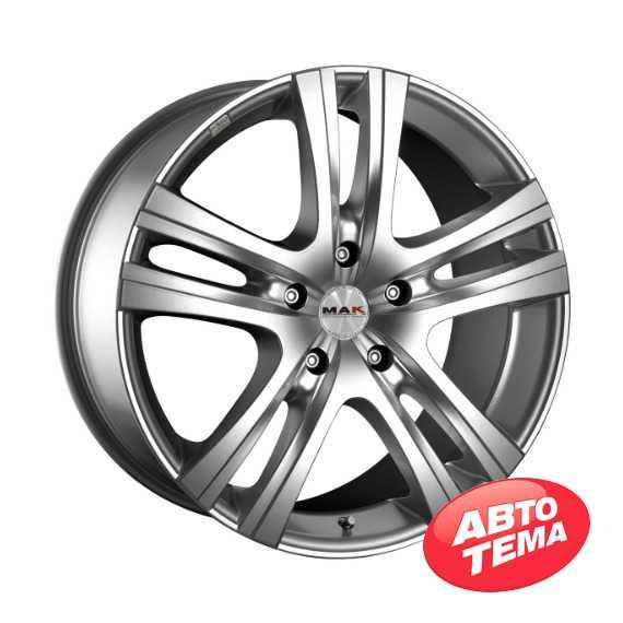 MAK Aria Silver - Интернет магазин резины и автотоваров Autotema.ua