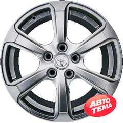 Купить REPLICA TOYOTA JT 1271 S R17 W7 PCD5x114.3 ET45 DIA60.1