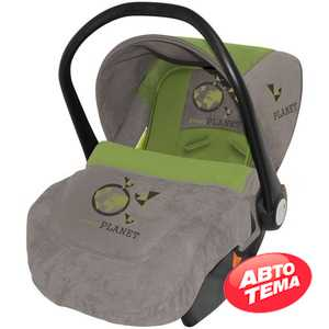 Купить Автокресло BERTONI Lifesaver beige green planet