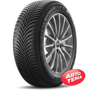 Купить Зимняя шина MICHELIN Alpin A5 195/55R16 91T