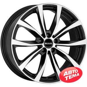 Купить MAK Wolf Black Mirror R18 W7 PCD5x114.3 ET45 DIA60.1