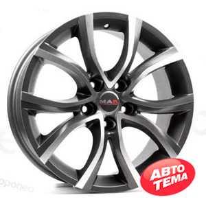 Купить MAK NITRO Ice Titan R17 W7.5 PCD5x108 ET45 DIA72
