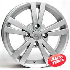 Купить WSP ITALY TRISTANO W3602 (SILVER - Серебро) R14 W5.5 PCD4x100 ET44 DIA56.6