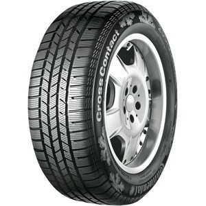 Купить Зимняя шина CONTINENTAL ContiCrossContact Winter 195/70R16 94H