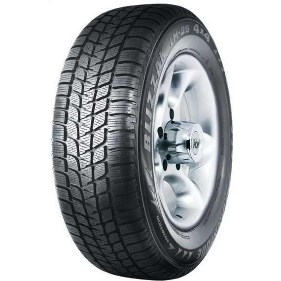 Зимняя шина BRIDGESTONE Blizzak LM-25 4x4 - Интернет магазин резины и автотоваров Autotema.ua