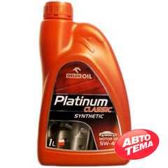Купить Моторное масло ORLEN Platinum Classic 5W-40 SL/SJ/CF (1л)