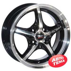 Купить ALLANTE 507 BF R14 W6 PCD4x100 ET25 DIA67.1
