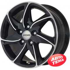 Купить RONAL R51 T JB/FC R16 W7 PCD4x108 ET25 HUB76