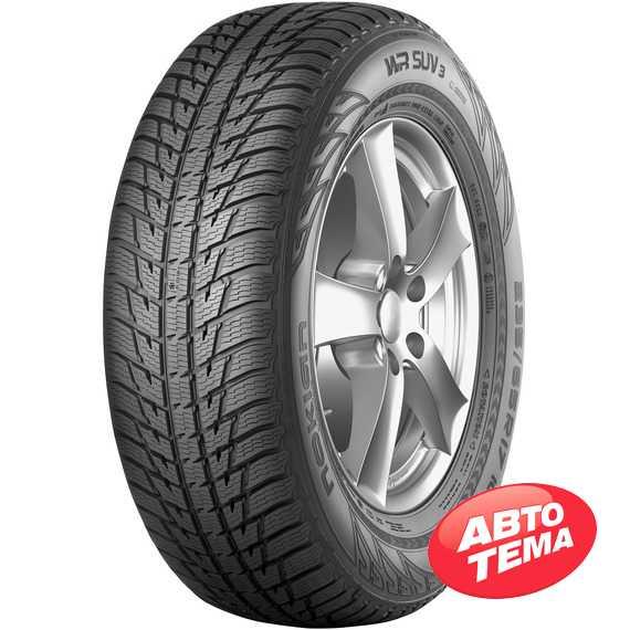 Купить Зимняя шина NOKIAN WR SUV 3 255/45R20 105V