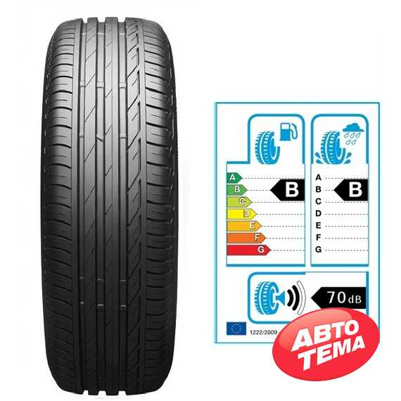 Летняя шина BRIDGESTONE Turanza T001 - Интернет магазин резины и автотоваров Autotema.ua