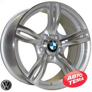 Купить REPLICA BMW Z492 SMF R17 W8 PCD5x120 ET20 DIA74.1