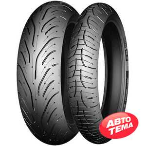 Купить MICHELIN Pilot Road 4 GT 190/55 R17 75W