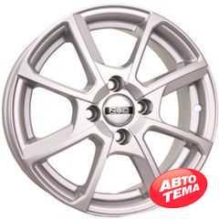 Купить TECHLINE 438 S R14 W5.5 PCD4x100 ET43 HUB67.1