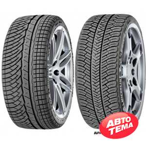Купить Зимняя шина MICHELIN Pilot Alpin PA4 245/50R18 100H Run Flat