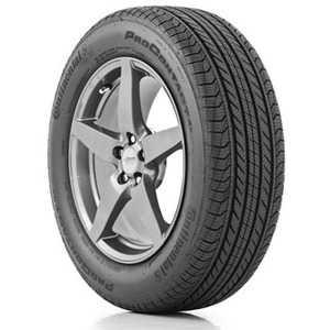 Купить Всесезонная шина CONTINENTAL ContiProContact GX 275/40R19 101H Run Flat