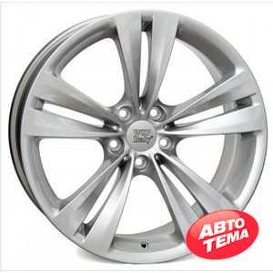 Купить WSP ITALY NEPTUNE GT W673 SILVER R19 W9.5 PCD5x120 ET39 DIA72.6