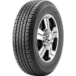 Купить Всесезонная шина BRIDGESTONE Dueler H/T 684 2 265/65R18 112S