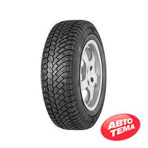 Купить Зимняя шина CONTINENTAL ContiIceContact 265/60R18 110T (Шип)