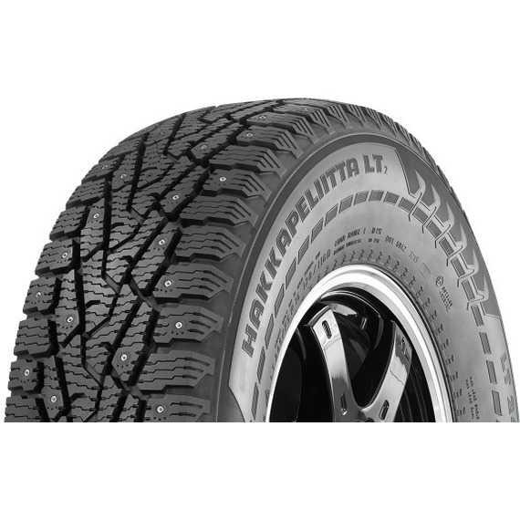 Купить Зимняя шина NOKIAN Hakkapeliitta LT2 275/65R18 123Q (Шип)