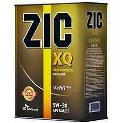 Купить Моторное масло ZIC XQ 5W-30 (1л)