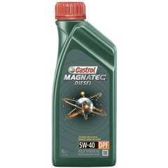 Купить Моторное масло CASTROL Magnatec Diesel 5W-40 DPF (1л)