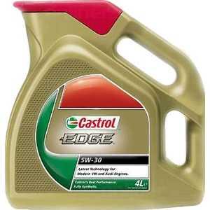 Купить Моторное масло CASTROL EDGE 5W-30 (4л)