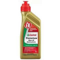 Трансмиссионное масло CASTROL Transmax Dex III Multivehicle - Интернет магазин резины и автотоваров Autotema.ua