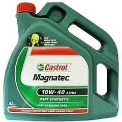 Купить Моторное масло CASTROL Magnatec 10W-40 A3/B4 (4л)