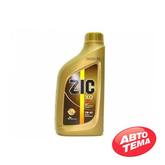 Моторное масло ZIC XQ LS - Интернет магазин резины и автотоваров Autotema.ua