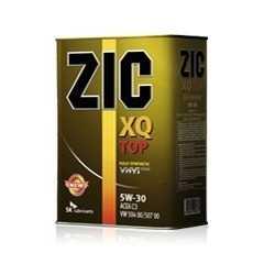 Моторное масло ZIC XQ TOP - Интернет магазин резины и автотоваров Autotema.ua