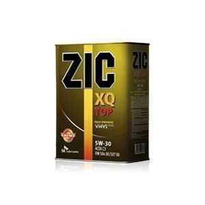 Купить Моторное масло ZIC XQ TOP 5W-30 (4л)