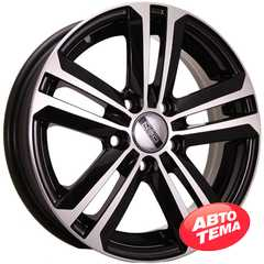 Купить TECHLINE 428 BD R14 W5 PCD5x100 ET35 DIA57.1