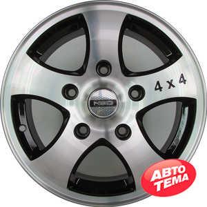 Купить TECHLINE 541 BD R15 W6.5 PCD5x139.7 ET40 DIA98.6