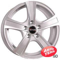 Купить TECHLINE 619 S R16 W6.5 PCD5x118 ET46 DIA71.1