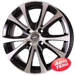 Купить TECHLINE 509 BD R15 W6 PCD5x100 ET40 DIA57.1