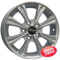 Купить TECHLINE 526 S R15 W5.5 PCD4x100 ET45 HUB60.1
