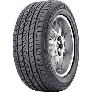 Купить Летняя шина CONTINENTAL ContiCrossContact UHP 285/35R22 106W