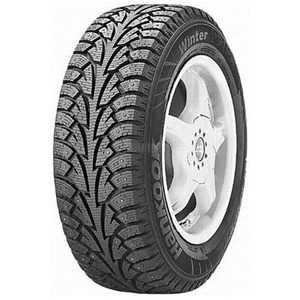Купить Зимняя шина HANKOOK Winter I*Pike W 409 215/65R15 100T (Под шип)