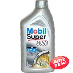 Купить Моторное масло MOBIL Super 3000 XE 5W-30 (1л)