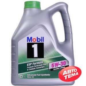 Купить Моторное масло MOBIL 1 ESP Formula 5W-30 (4л)