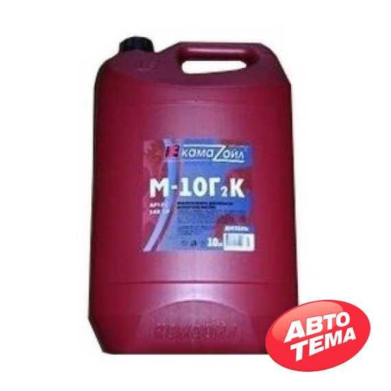 Моторное масло КАМА ОЙЛ Дизель М10Г2к - Интернет магазин резины и автотоваров Autotema.ua