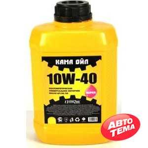 Купить Моторное масло КАМА ОЙЛ 10W-40 (5л)
