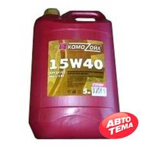 Купить Моторное масло КАМА ОЙЛ 15W-40 SF/CC (5л)