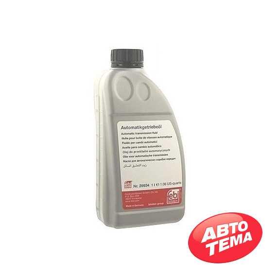 Трансмиссионное масло FEBI ATF D-III - Интернет магазин резины и автотоваров Autotema.ua