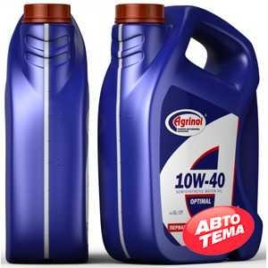 Купить Моторное масло AGRINOL Optimal 10W-40 SL/CF (4л)