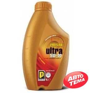 Купить Моторное масло PRISTA Ultra 5W-40 SN/CF (4л)